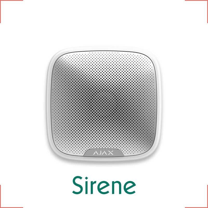 AJAX Sirene